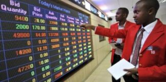How to use Bonga Points to quickly invest in the Nairobi Securities Exchange NSE